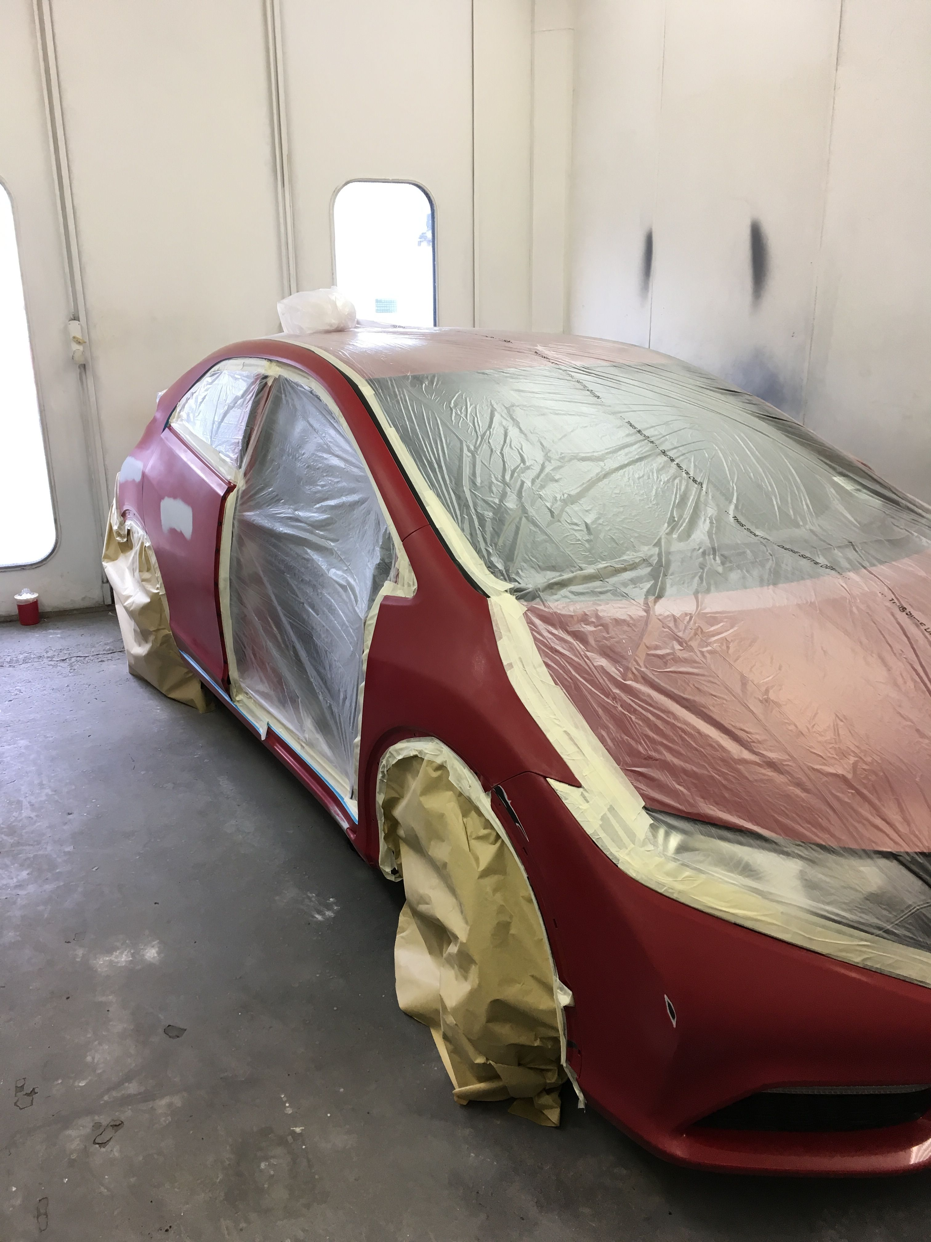 Pin by Elder and Paton Hydro Graphics on Car Spray