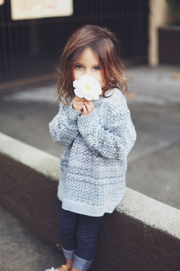 Fashion little girls!