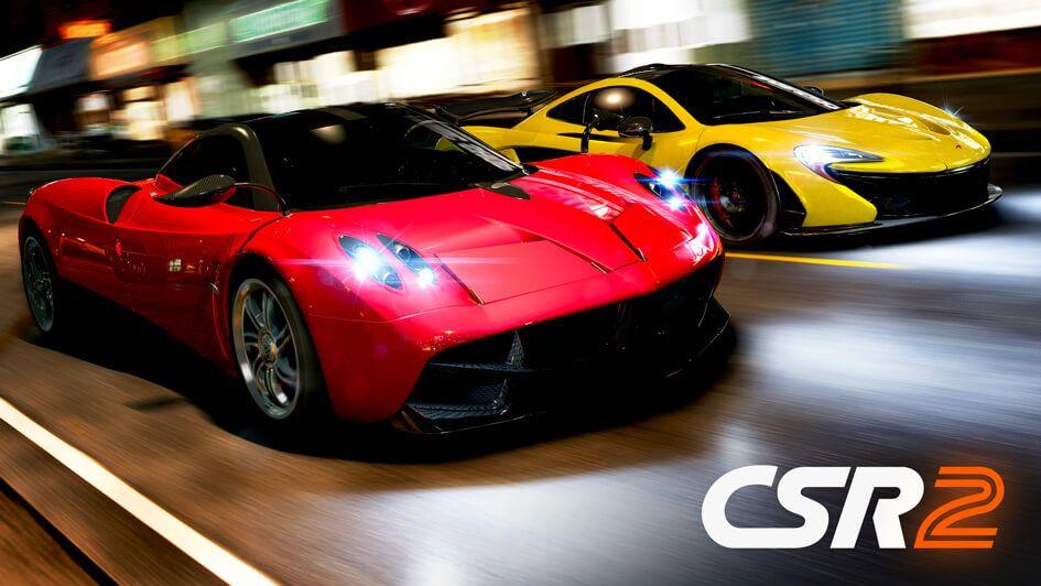 CSR Racing 2 Hack Tool - Gold and Cash Online Generator