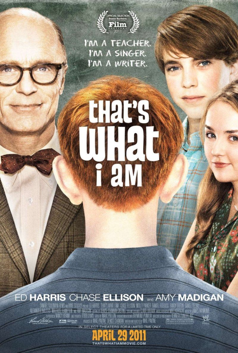 That's What I Am (2011) Great story set in the 60's