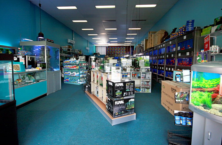 Tropical Fish Shop