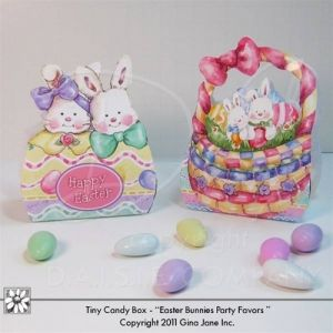 Easter party printables treat boxes for kids teachers students easter party printables treat boxes for kids teachers students sunday school primary visiting teacher easter gift ideas gina jane designs negle Images