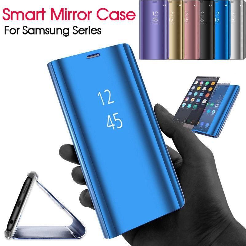 New Smart Mirror Case For Samsung Galaxy S9 Galaxy Note 9 Galaxy S6 Edge Plus Galaxy S7 Edge Galaxy Note 8 Galaxy S6 Edg Samsung Cases Cute Phone Cases Samsung