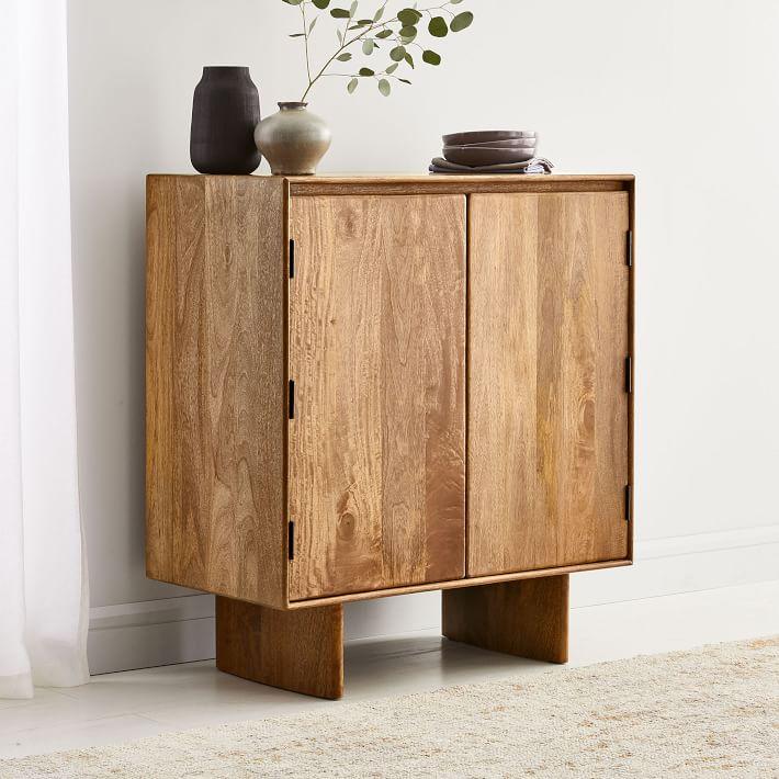 Anton Solid Wood Bar Wood Bars Modern Nursery Furniture Solid Wood