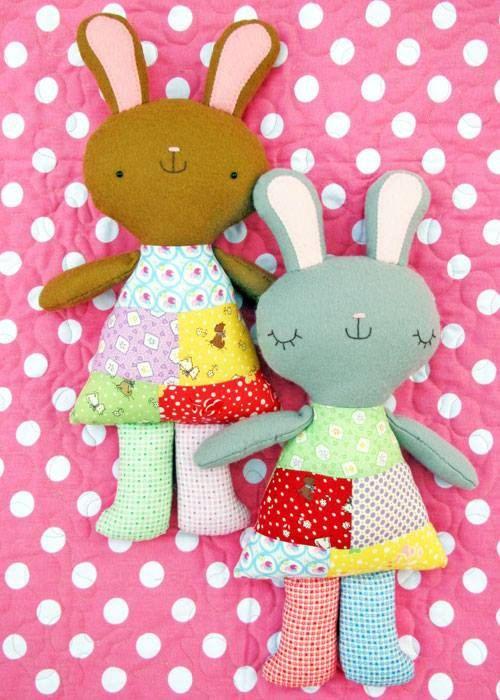 Goodnight Bunny Pattern by braidcraft on Etsy