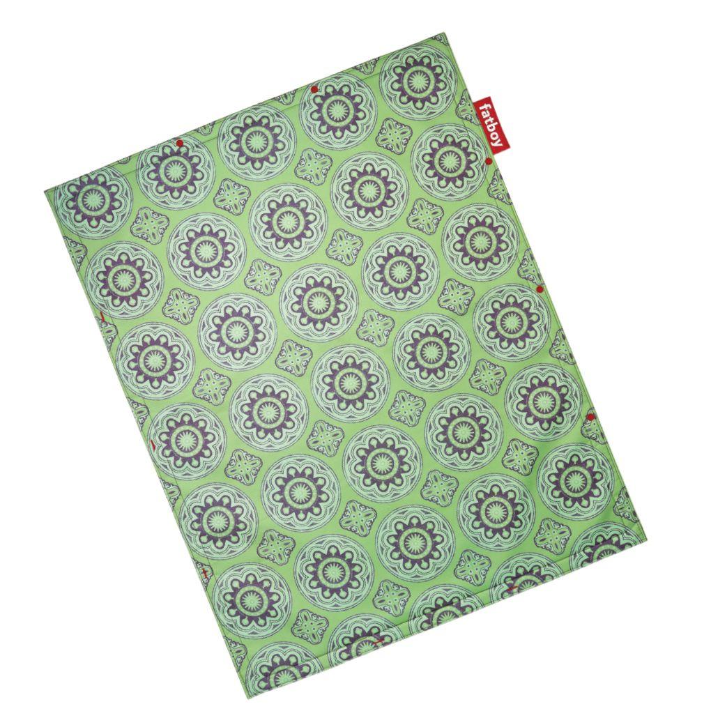 De prints van de Flying Carpets zijn geïnspireerd op