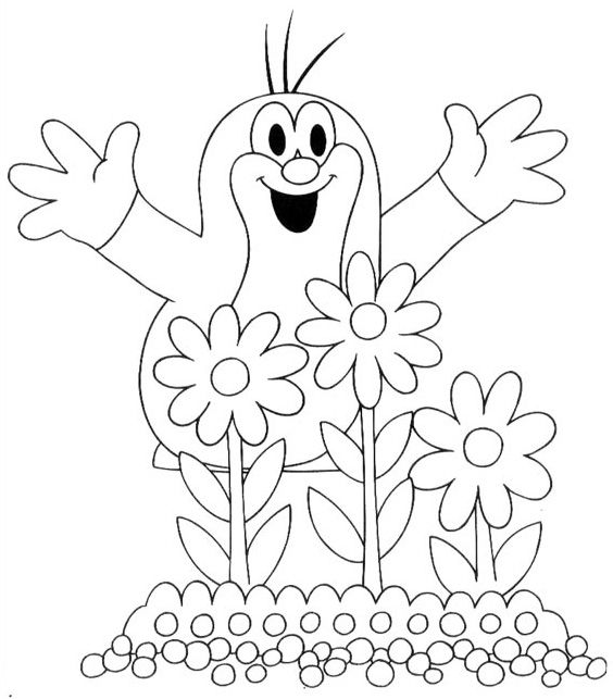 Omalovanky Krtecek Hledat Googlem Coloring Pictures Coloring Pages Coloring Books