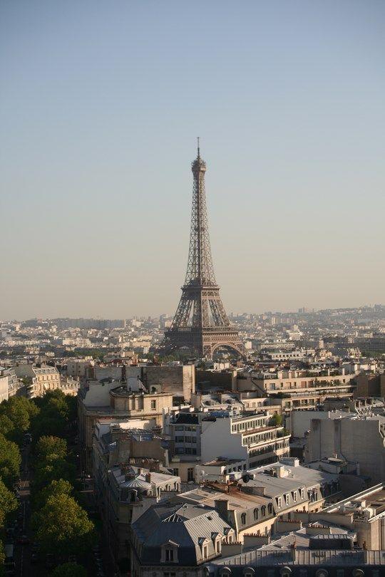 Städtereisen, Paris, Reiseführer, Pflichtprogramm der