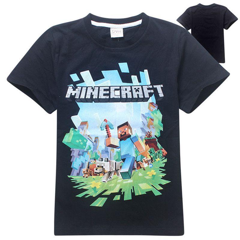 8fd0f9b0c3 minecraft póló | f-selection | Kids clothes boys, Boys t shirts és T ...