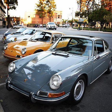 13 Porsche Vintage Cars You Will Definitly Fall In Love