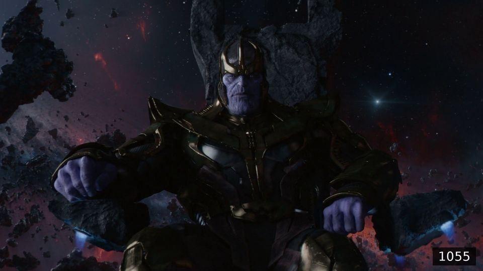Guardian of the Galaxy Thanos Vfx BreakdownComputer Graphics & Digital Art Community for Artist: Job, Tutorial, Art, Concept Art, Portfolio