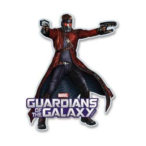 Guardians Of The Galaxy Star Lord Funky Chunky Magnet Guardians Of The Galaxy Star Lord Galaxies Stars