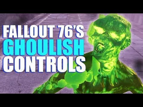 Fallout 76's PC Controls Are A Mess – Steam Punks | Tech