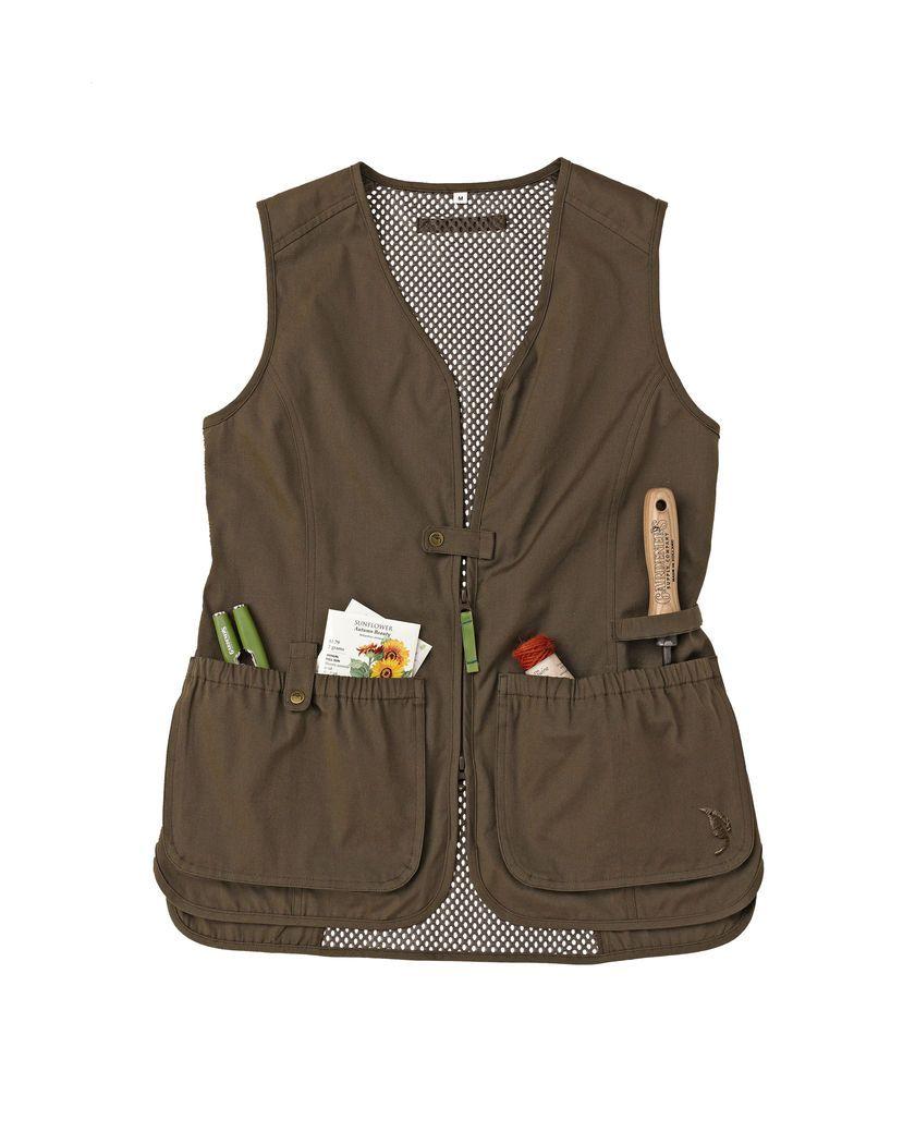 44f11f1b03be42a7f63697f97735c088 - Women's Lightweight Utility Gardening Vest