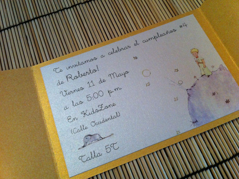 Deposit for Prince Birthday Party Invitation   Prince birthday ...