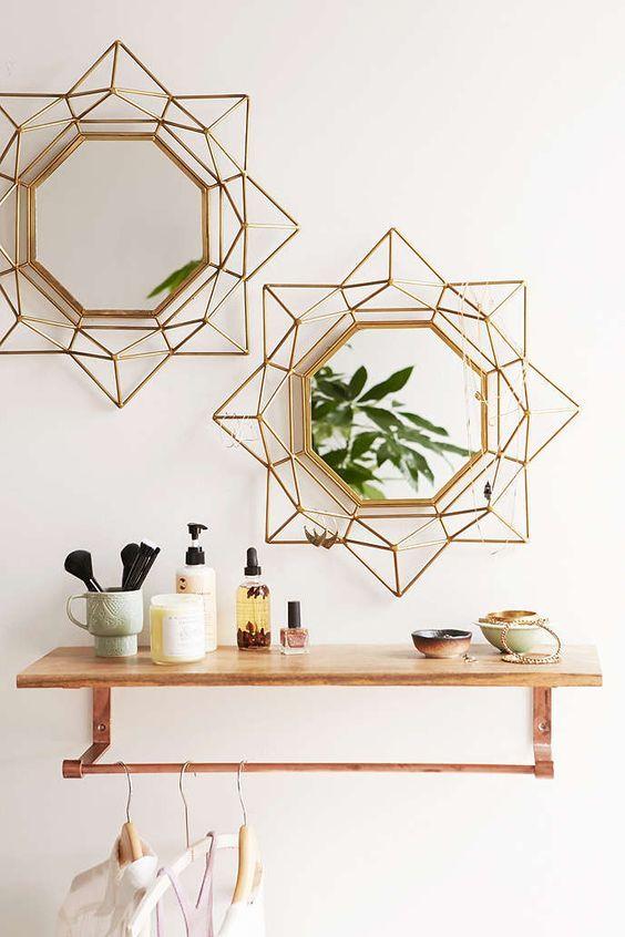 Wayfair Mercer41 Wall Mirror Copycatchic Gold Wall Decor