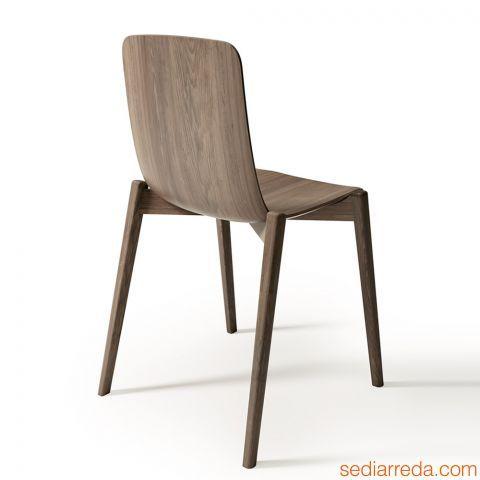 Colico Design Dandy nel 2020 | Sedia legno, Mobili e Idee