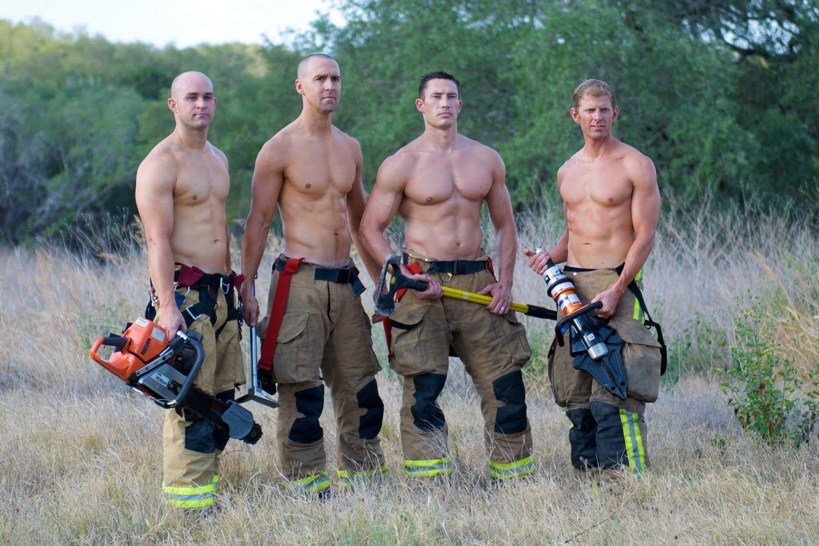 Nude fireman calendar office pantyhose sex