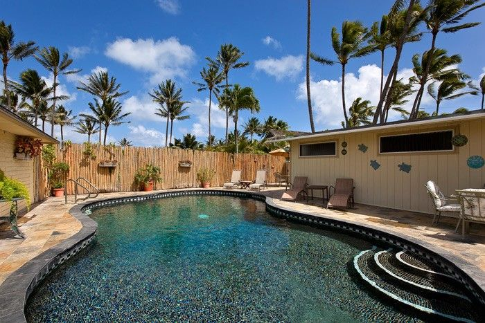 Kailua Vacation Al Vrbo 361275 6 Br East Oahu House In Hi Helen S Beach Steps To Private Pool