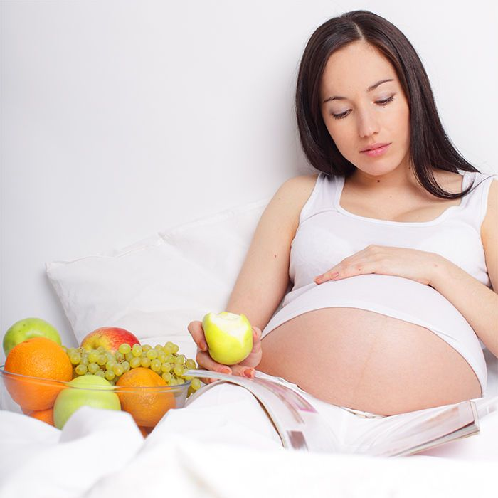 Healthy prenatal eating isn't just about avoiding—it's about choosing wisely.