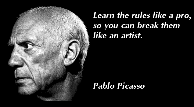 quotes picasso pablo