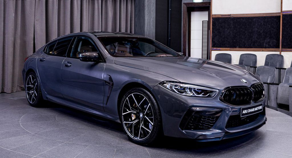 Good Luck Getting The Bmw M8 Gran Coupe Competition To Look