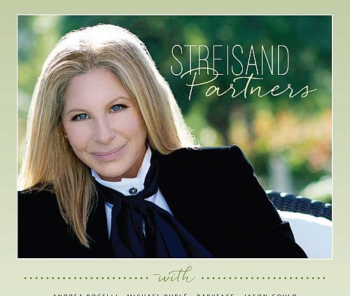 "Released on September 16, 2014, ""Partners"" is the thirty-fourth studio album by Barbra Streisand. It is devoted to vocal duets. FRESH MUSIC on RVJ >> http://go.rvj.pm/8zc"