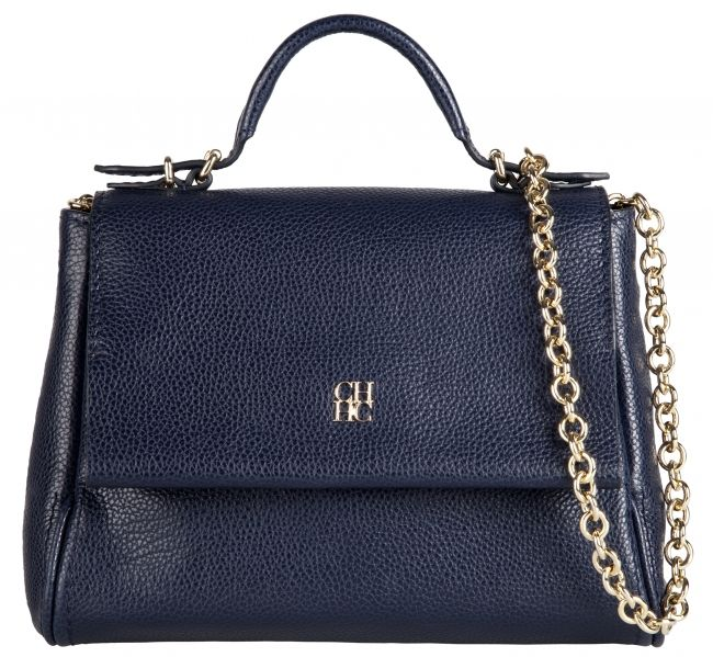 Ch Carolina Herrera Otoño Invierno 2017 Purse Black Boulevardjockey Fall