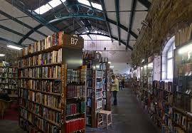 Barter Books - Livraria construída em uma antiga estação de trem