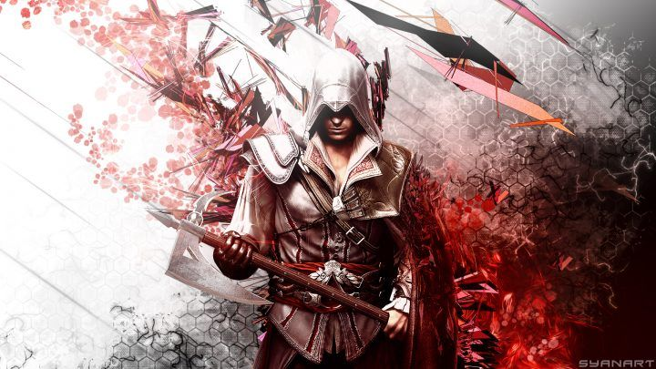 Assassin S Creed 2 Ezio Auditore Wallpaper Assassin S Creed