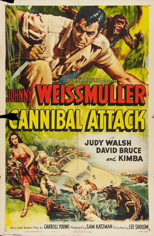 Watch Cannibal Attack Full-Movie Streaming