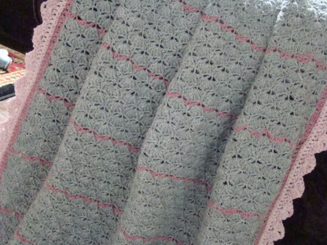 Cute lap blanket easy simple yet elegant great blankets for handmade gifts dont get much better than this fun baby blanket crochet pattern make a pink n grey blanket for the next baby shower you attend dt1010fo