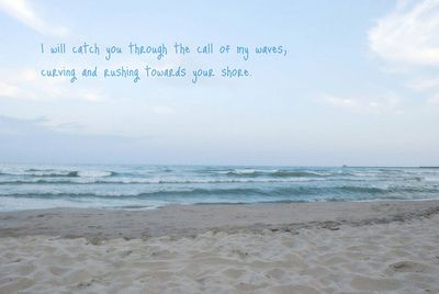 Quotes About The Ocean Quotes Typography Sayings Beach Sand Ocean