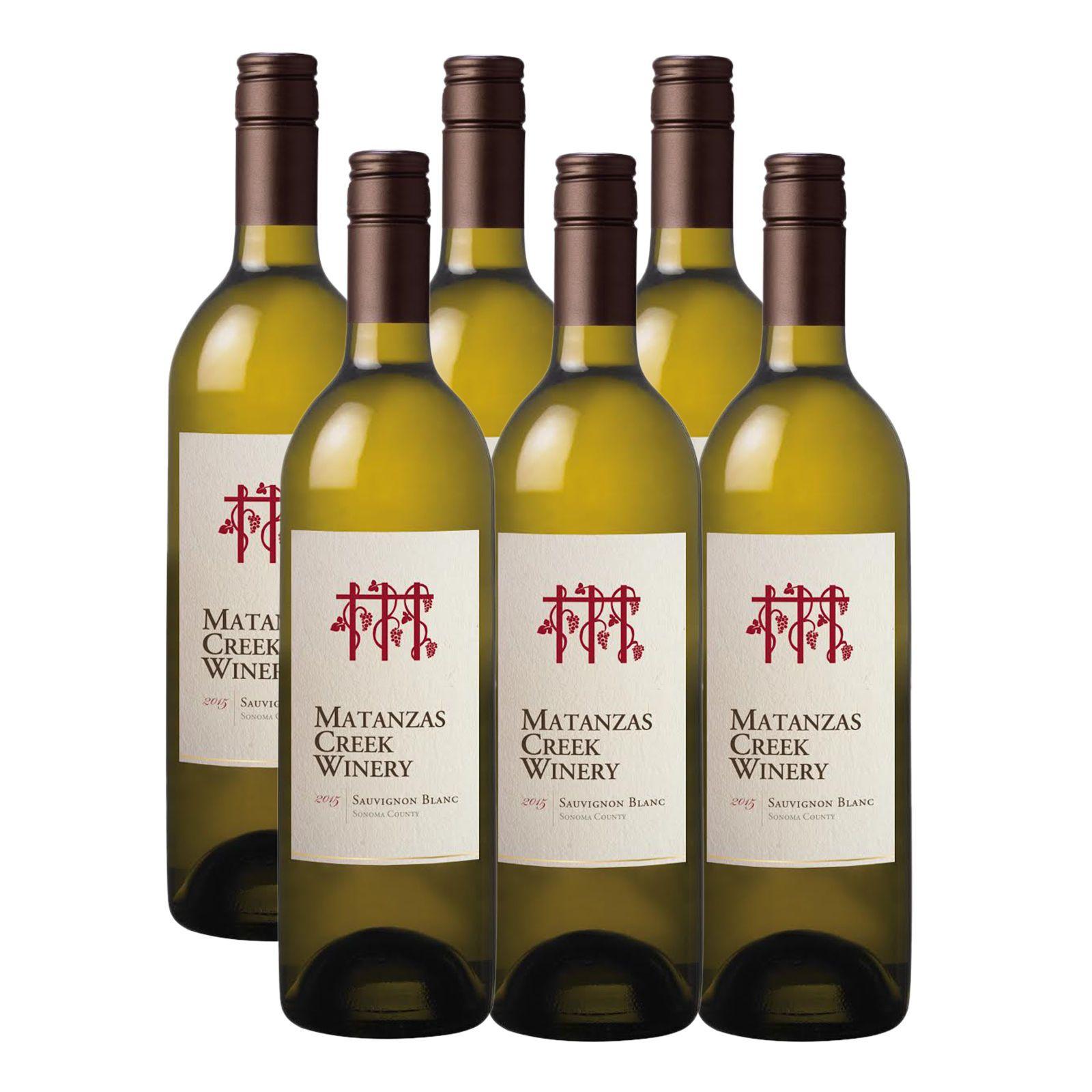 Matanzas Creek Winery 2015 Sonoma County Sauvignon Blanc