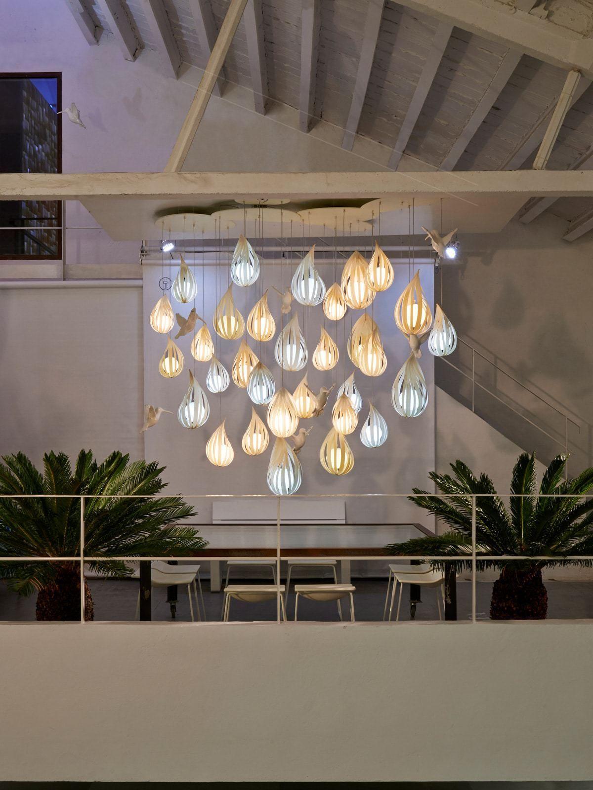 Raindrop Lzf Innenarchitektur Lampen Und Lichtdesign