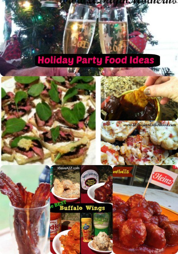 Attractive Holiday Party Dinner Ideas Part - 7: Easy Holiday Party Food Ideas