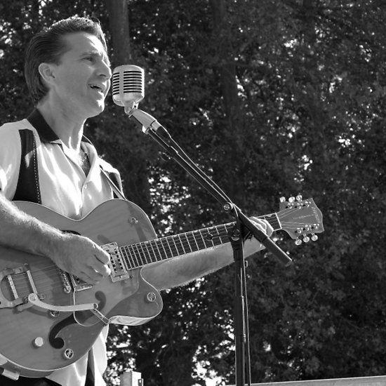 The Extraordinary Country Singer : Ducky-Jim-Trio  02 (n&b)(t) with le panasonic fz 1000  285.000 photos by Olavia Olao - Okaio Créations 2014