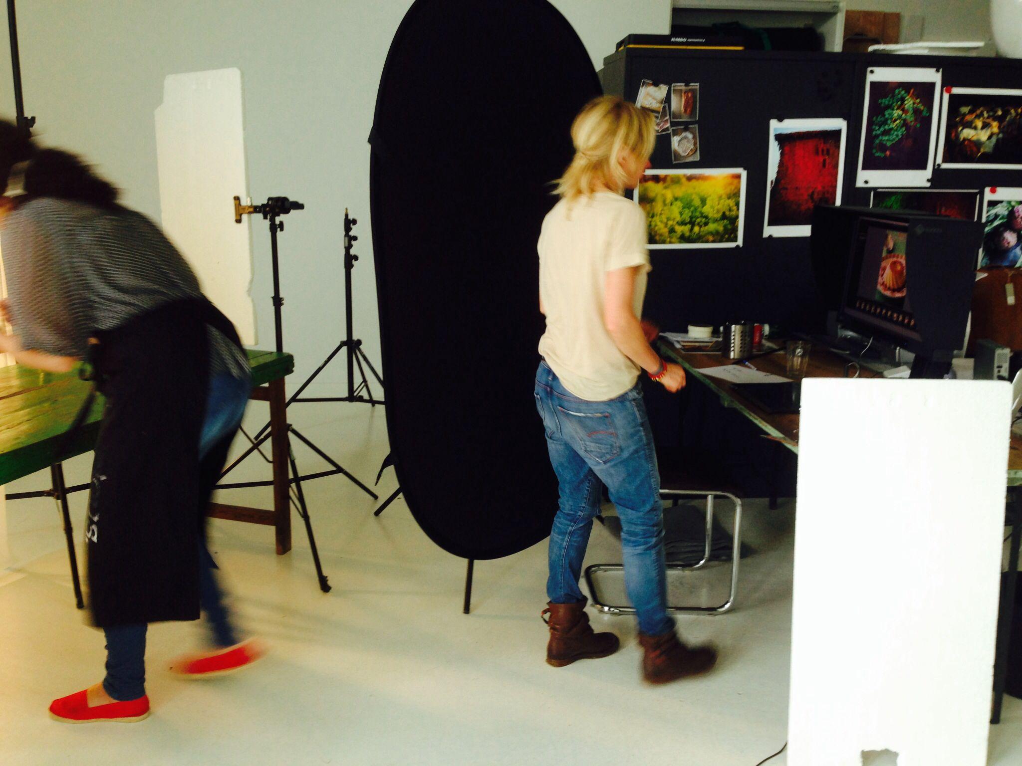 Fotografie in de studio, door Saskia van Osnabrugge