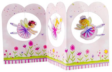 Fairy party decorations - centerpiece