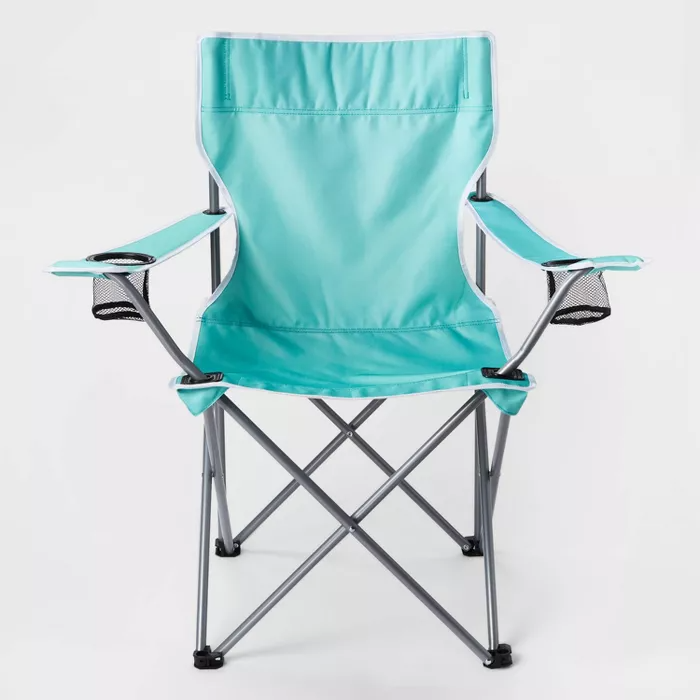 Basic Arm Chair Teal Sun Squad In 2020 Armchair Chair Outdoor Chairs