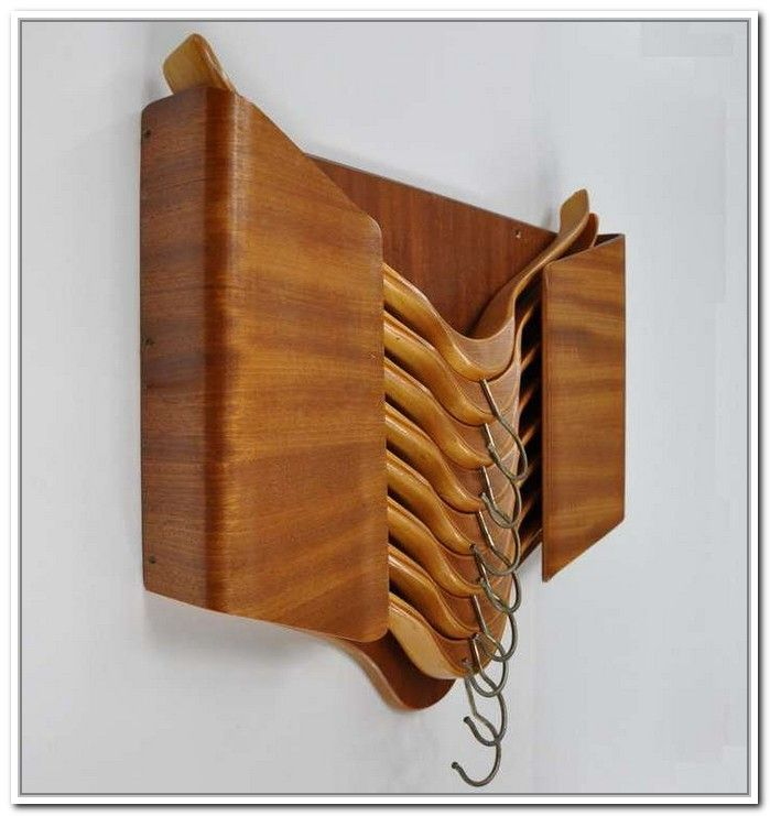 Beautiful Clothes Hanger Storage Solutions