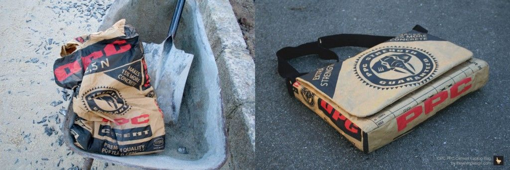 OPC ppc cement laptop bag