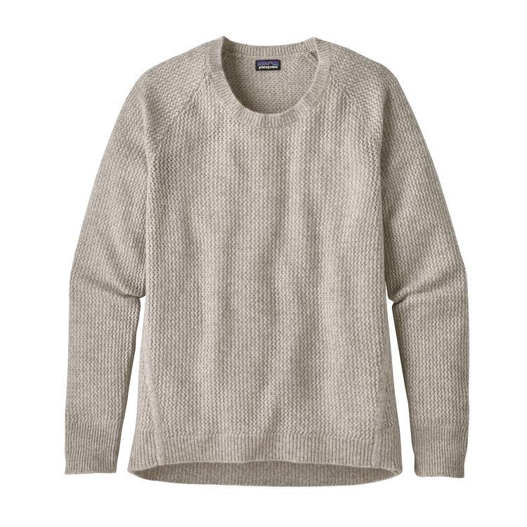 5de6521a4ad Patagonia Women s Recycled Cashmere Crew XS