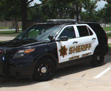 New Denton County Sheriff S Patrol Unit Emergency Vehicles Police Cars Texas Police