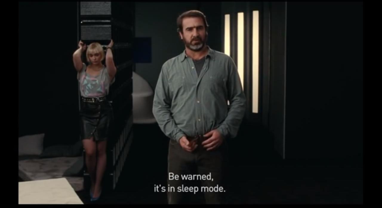 Voir le film · publicité · marie et les naufragés. Eric Cantona In You And The Night Cinema Quote Eric Cantona Film Quotes Eric