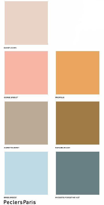 Peclers Paris   Grace   Color Trend   SS 2019   Trends
