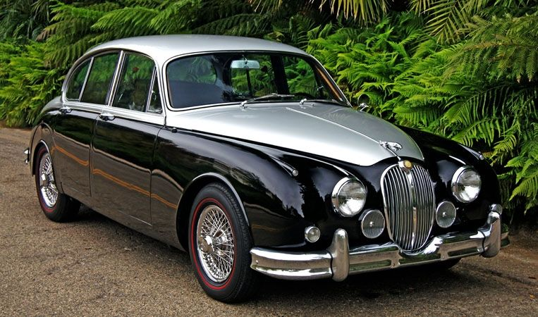 1967 Jaguar Mark 2 3 8 Offerings Goodman Reed Motorcars