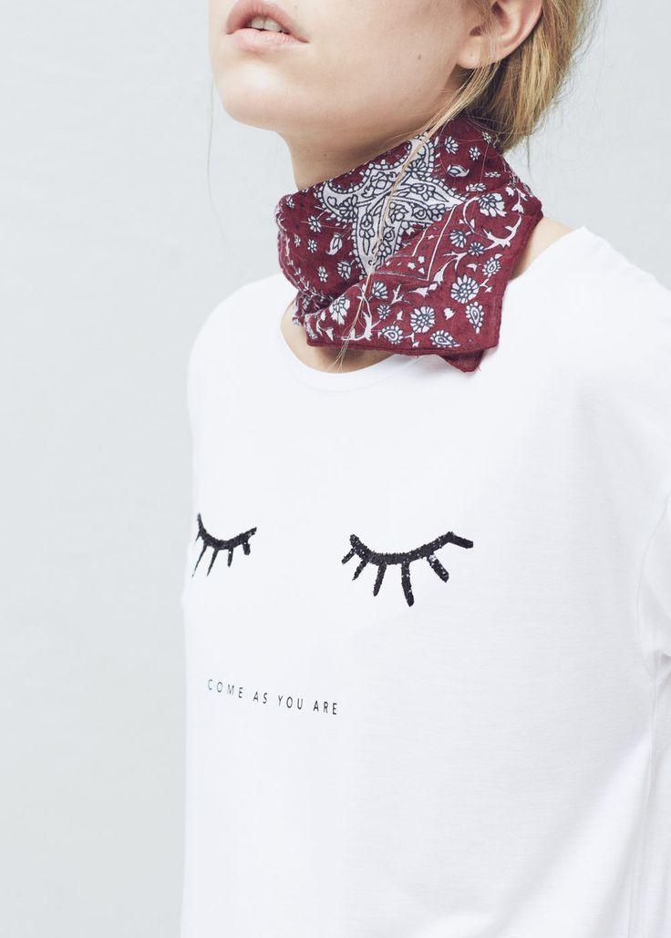 4b5871ca7 Resultado de imagen para camisetas blancas estampadas para mujer ...
