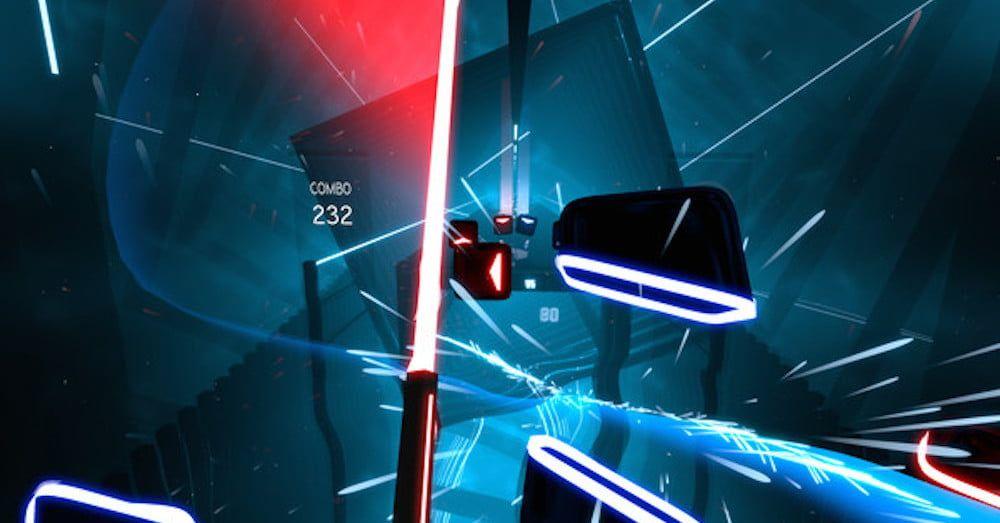 Beat Saber Becomes Highest Rated Steam Game On Star Wars Day Digital Trends Oculus Playstation Vr Rhythm Games