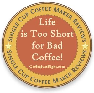 single cup coffee maker reviews - Single Cup Coffee Maker Reviews